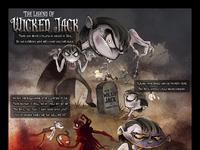 The legend of wicked jack gregbo