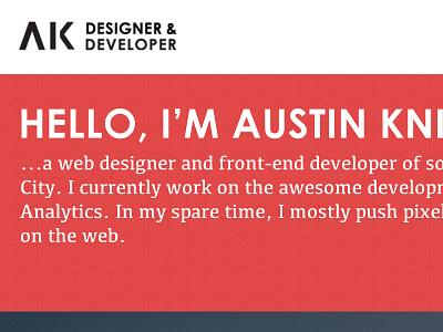 Hello hello logo header website