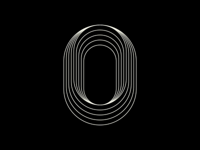 O.01 – NFT faux 3d type kinetic nfts nft animation motion gif animated typography