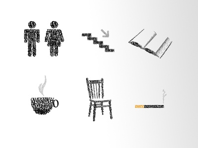 Library Pictograms