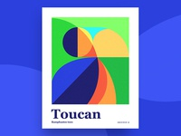 Quick Toucan poster