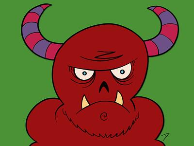 Meca demonio