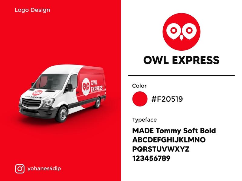 Owl Express Logo