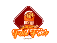 Fast fries logo