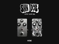 Sun Dye - Custom Guitar Pedal