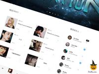 Musician SNS web