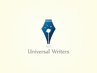 UniversalWriters planets saturn pen nib