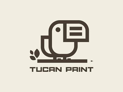 Tucan Print library sheet tucan print toucan