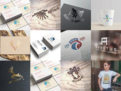 Mock-ups identity graphicdesign design corporate identity logodesign branding logo