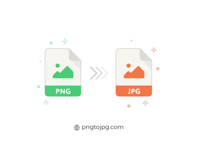 Png To Jpg Converter By Sarah Simson On Dribbble