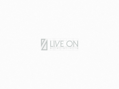 Grupo Live On - Brand Design visual identity type typogaphy branding design brand logotype logotipo logodesign logo