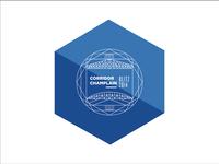 Montreal Champlain Bridge Restoration Logo