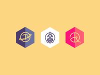 Logo Icons Study