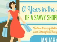 A Year in the Life of a Savvy Shopper