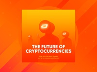 Cryptocurrency social media banners download