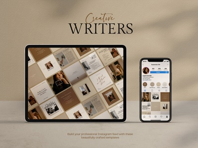Design pack for Authors, storytellers, poets, book lover