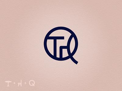 Quechas Furniture Rental Logo branding letter identity table chair brand logotype isotype logo