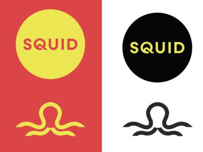Agency Squid Branding 2.0 branding iconography typogaphy logotype logo design logo brand design brand identity corporate branding