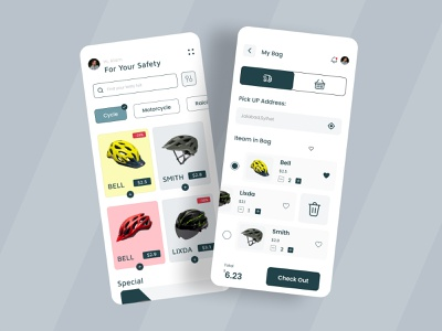 E commerce Helmet shop app dribbble best shot dribbble trendy design trending trend uxengin mhshahalam uxalam ecommerce design ecommerce business ecommerce shop ecommerce app ecommerce helmet app helmet ui design app ui clean ui uidesign