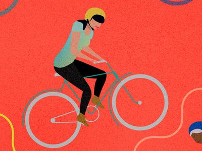 Ladies who bike