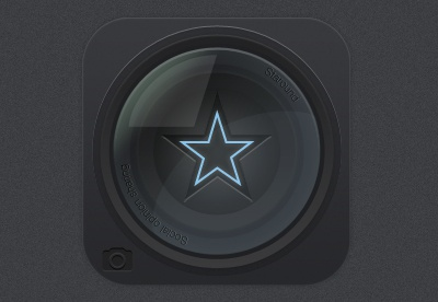 Staround Dribbble staround sharing social star icons icon bechet iphone app application