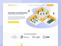 Beekast website
