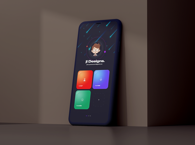 KLWP Concept (diff angle )