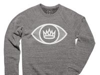 King's Eye Sweatshirt