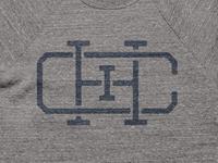 Chicago Monogram Tee