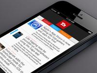 T3me.com iPhone App