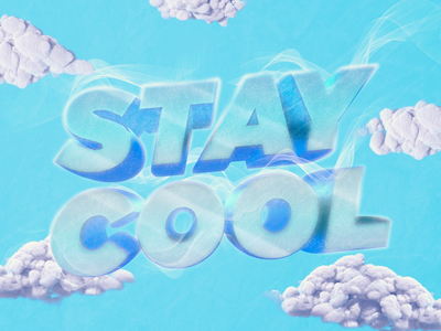 stay cool, guys...