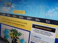 The Gosford Challenge Web Design