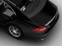Mercedes Cls550 1