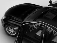 Mercedes Benz Cls550 2