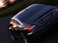Mercedes Benz Cls550 3