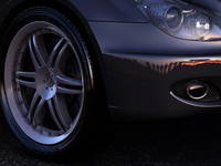 Mercedes Cls550 4