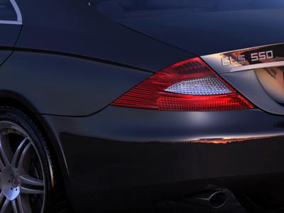 Mercedes cls550 6