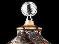Perfume glass