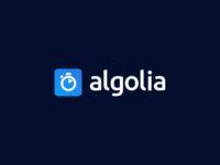 Algolia New Logo