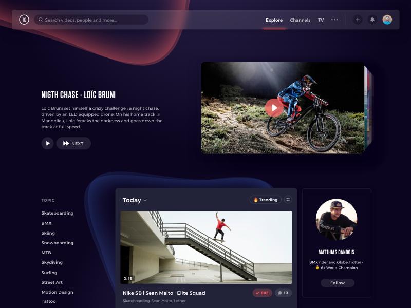 Tc homepage