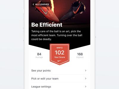Kylian Mbappé App community conversation branding chart design clean pitch playground team player sport fantasy sports fantasy soccer football ux ui ios app