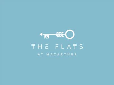 The Flats Logo