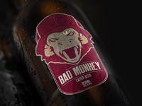 Bad Monkey Beer Concept