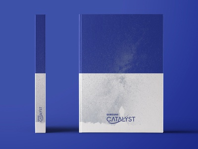 Samsung Catalyst Book Cover guidelines cover design book cover book