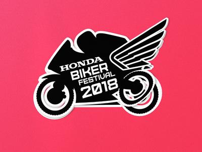 Honda Biker Festival
