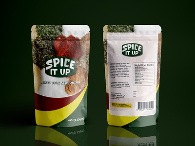 Spice Pouch
