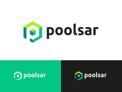 Logo Poolsar / Logo P