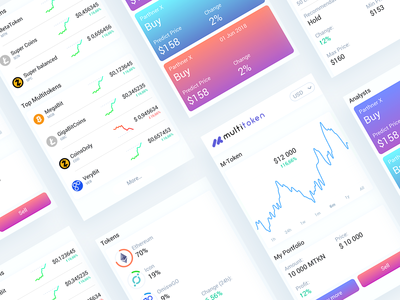 Mobile Cryptocurrency Exchange