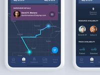 Logistic Mobile App