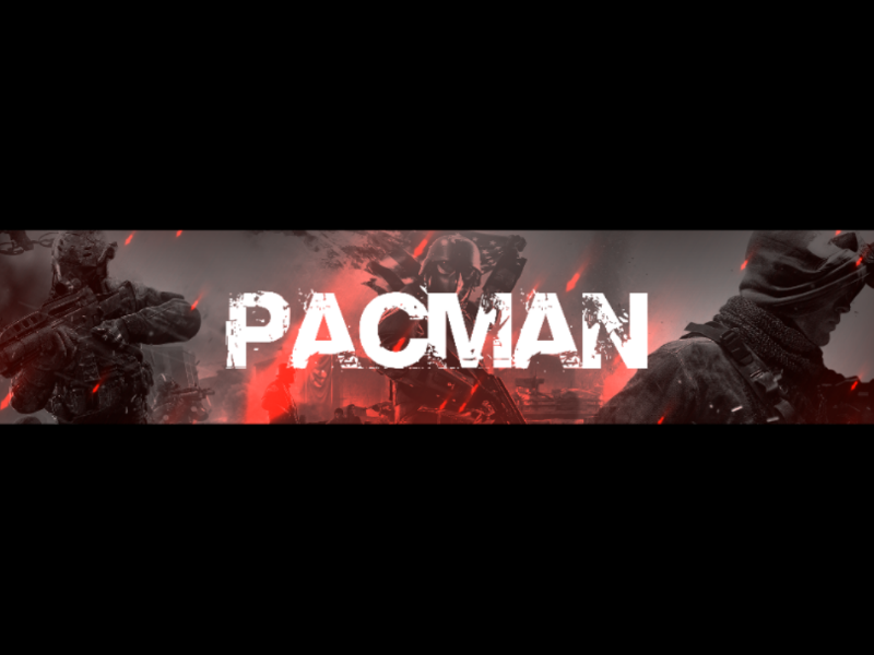 Youtube Banner graphic design